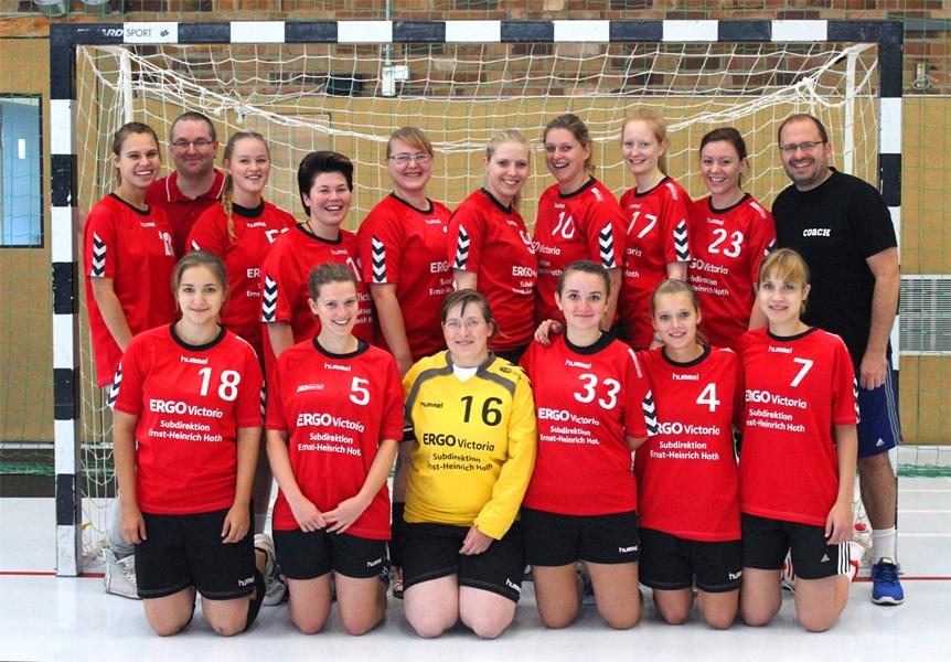 Berliner TSC - Handball Kreisliga Frauen 2016/2017