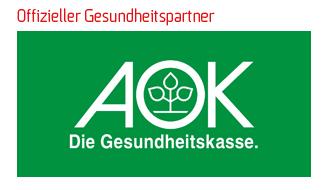 Sponsorenbild von AOK Gesundheitspartner