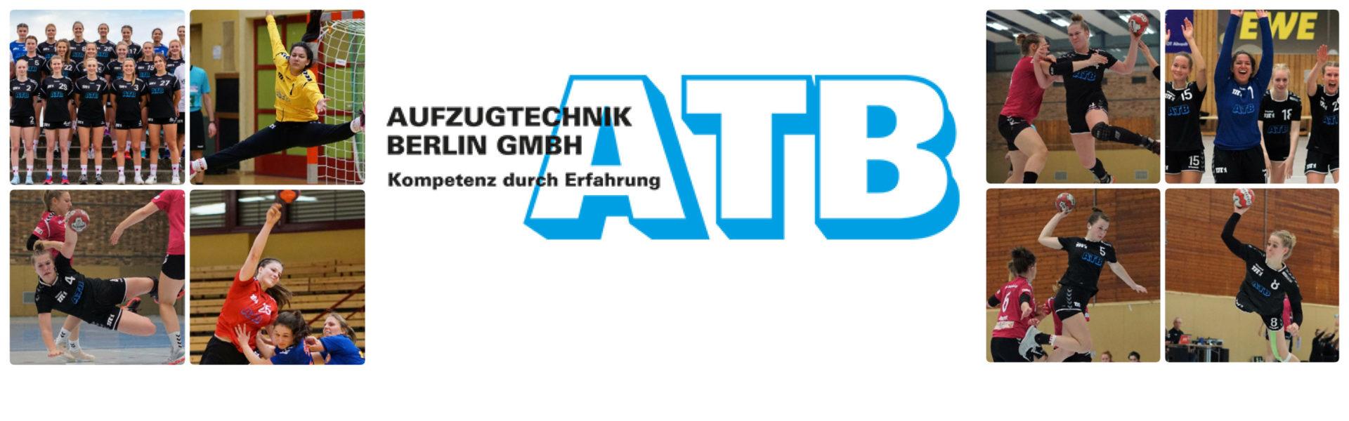 Hauptsponsor ATB Aufzugtechnik Berlin