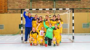 Gewinner Turnier Frauen - Nordost