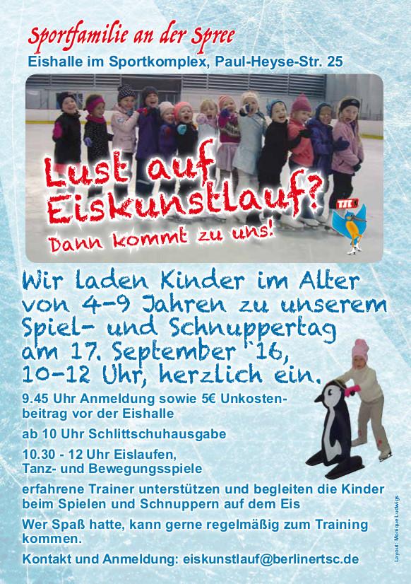 Schnuppertag 09/2016