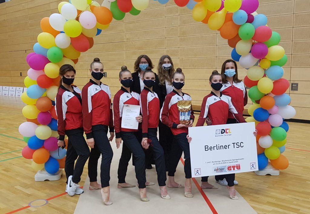 RSG-Bundesliga-Team des Berliner TSC e.V.